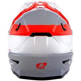 O'Neal Backflip Helm Bungarra red/gray/white
